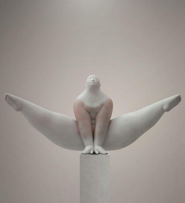 Balance Series 1 Sculpture Luo Dan 罗旦