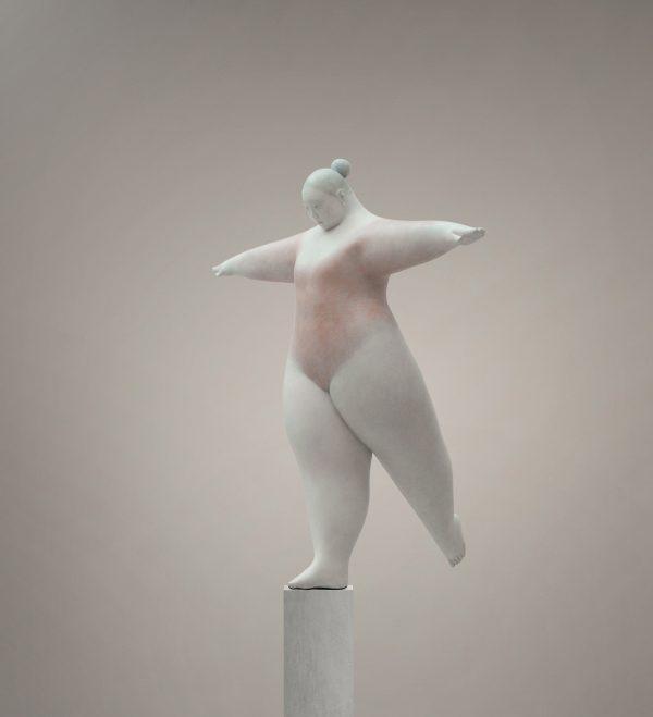Balance Series 2 Sculpture Luo Dan 罗旦