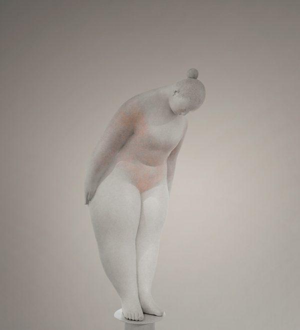Balance Series 4 Sculpture Luo Dan 罗旦