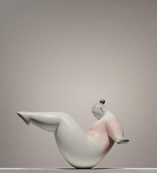 Balance Series 6 Sculpture Luo Dan 罗旦
