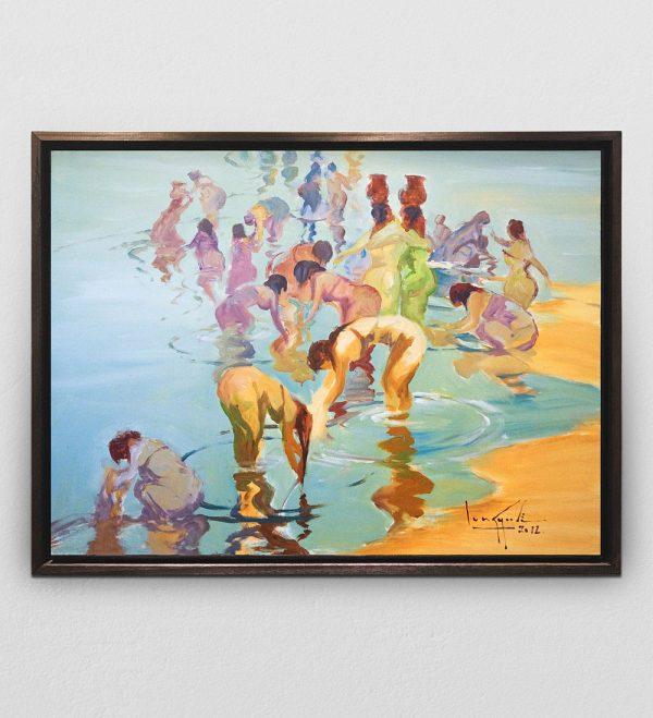 Beach Girls U Lun Gywe