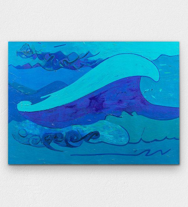Blue Wave Xu Cong 徐悰