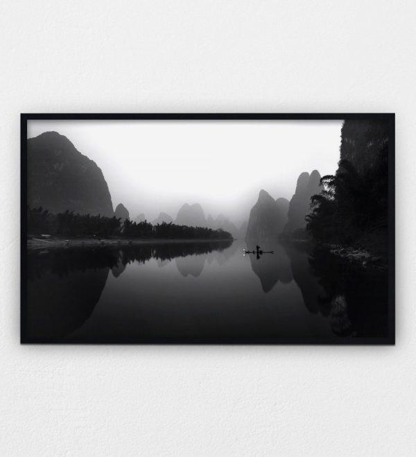 Fisherman I – Li Jiang River Russel Wong