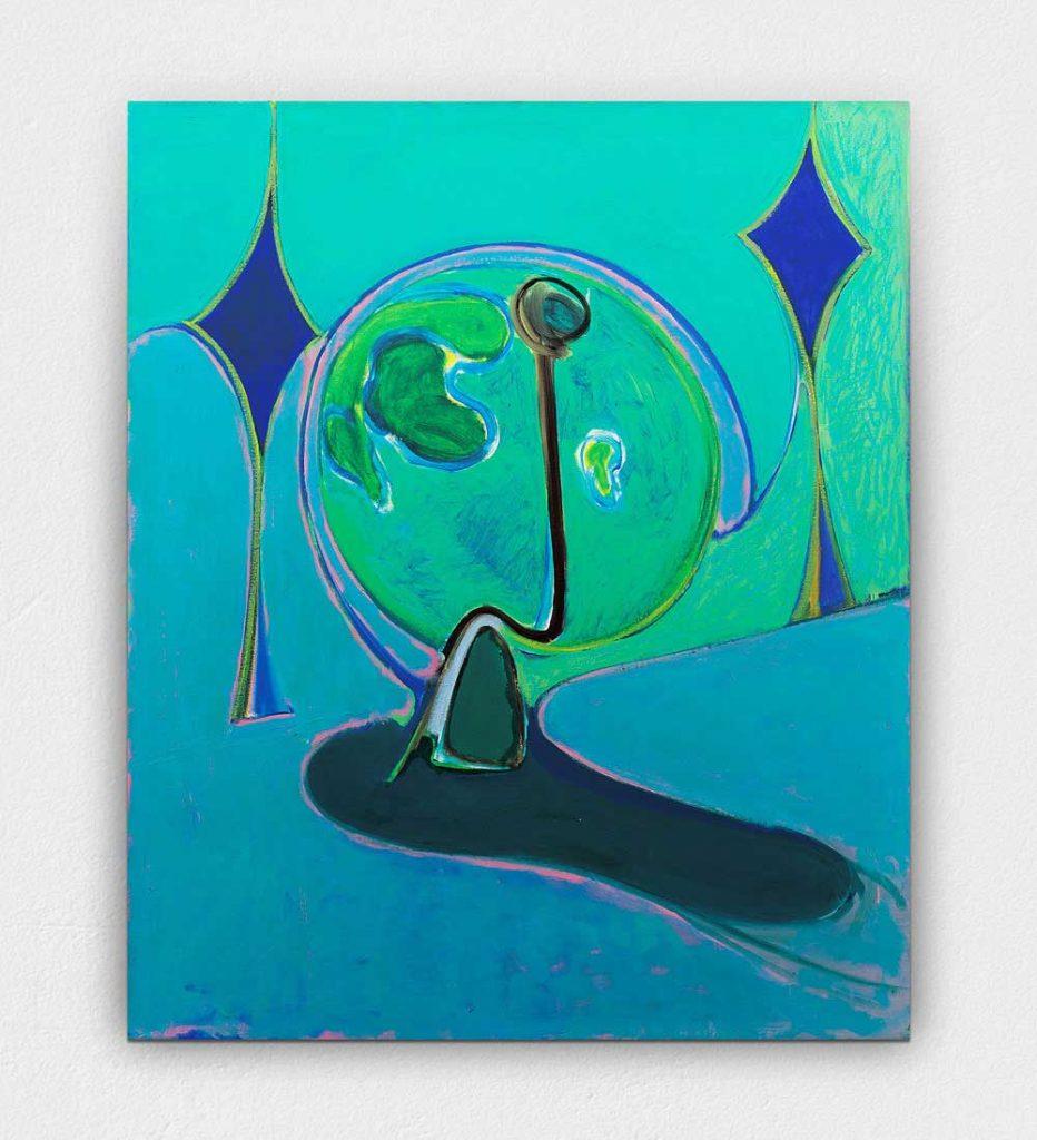 Stretched Canvas Wang Yunchong
