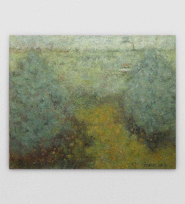 Mini Landscape Pines III by Torri Le