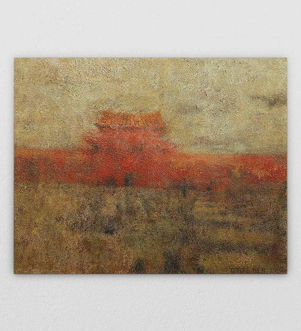 Mini Landscape Tiananmen by Torri Le